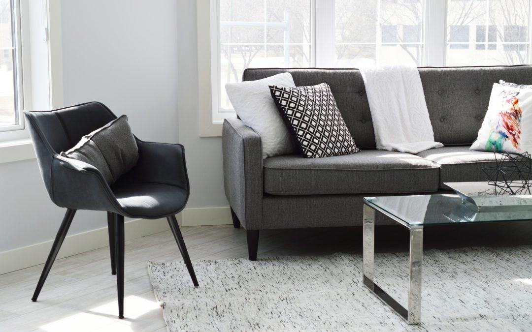 Sådan kan du gøre din indretning mere rummelig
