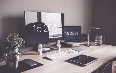 Sådan indretter du dit kontor