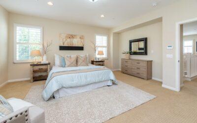 3 indretningstips til et mere romantisk soveværelse