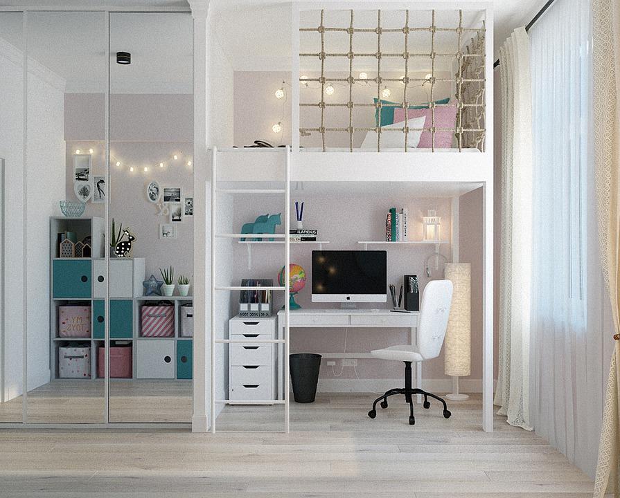 Indretning lille hjem