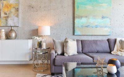 Møbler og ruminddeling – sådan får du en stilfuld stue