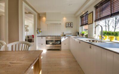 Er dit køkken optimeret til alle dine dagligvarer?