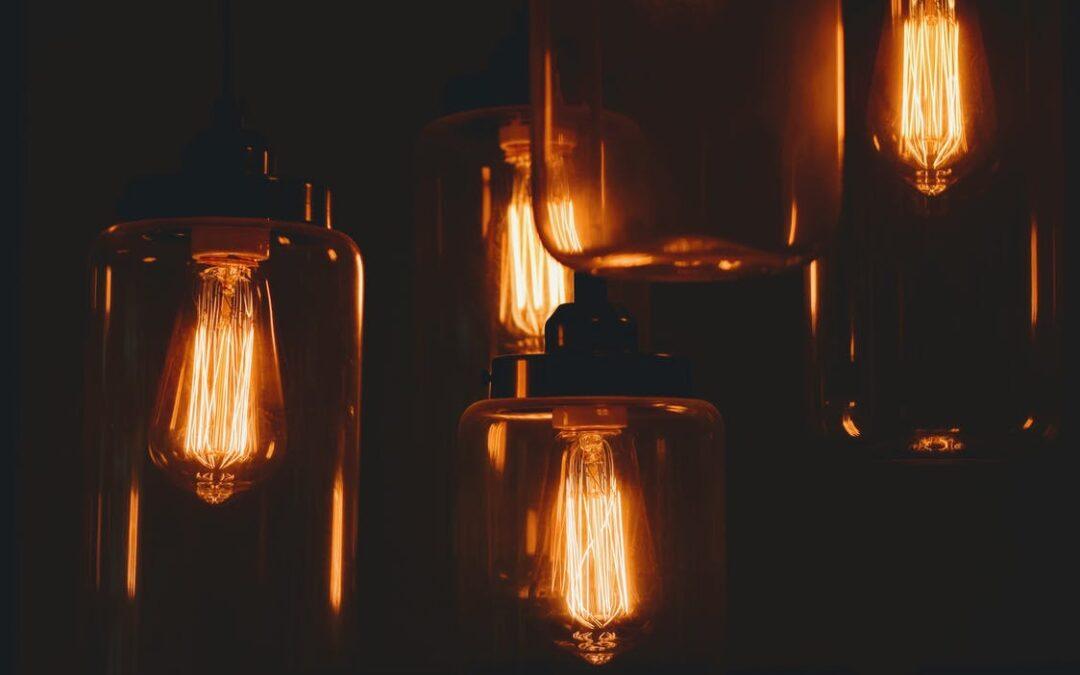Find billige LED pærer på nettet
