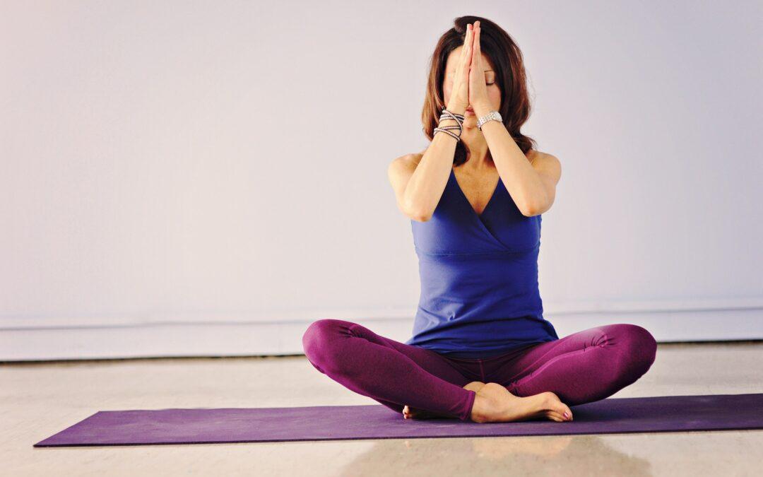 Meditation, mindfulness, koncentration, yoga