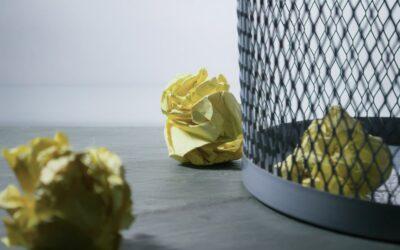 Affaldsspanden – et undervurderet møbel